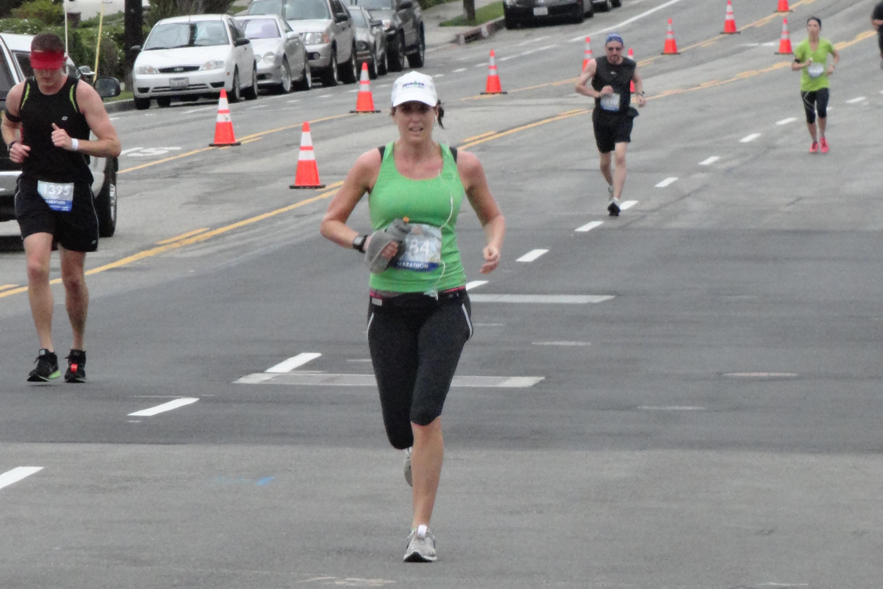 NicoleOCM 2013 05 05 running oc marathon