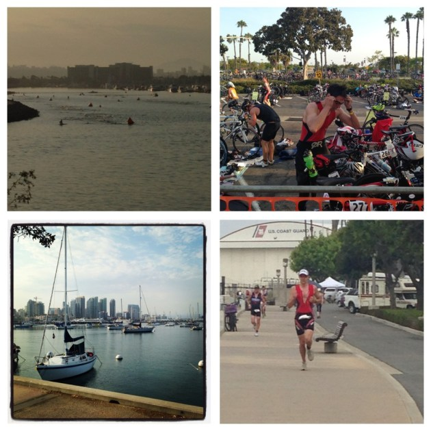 Stephen at San Diego International Triathlon!