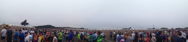 Pretty Proud of this Porto-Potty Panorama