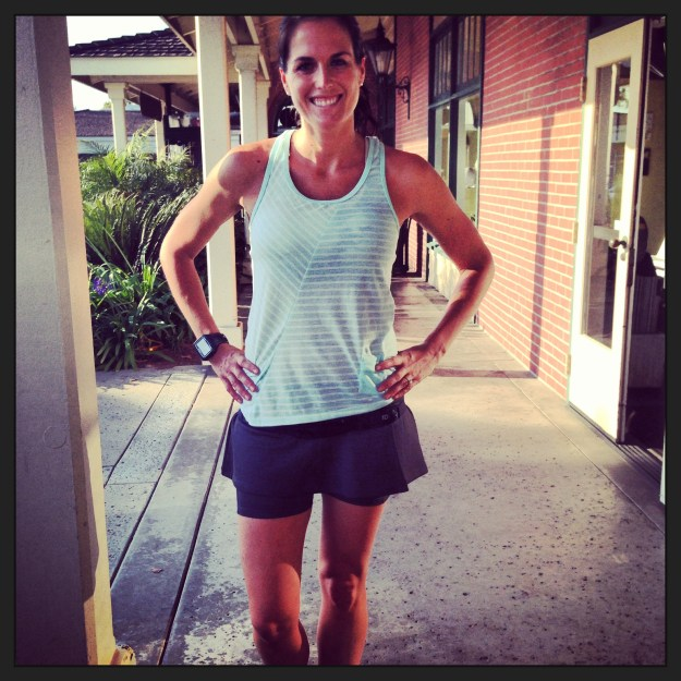 Decked out in Oiselle Gear!