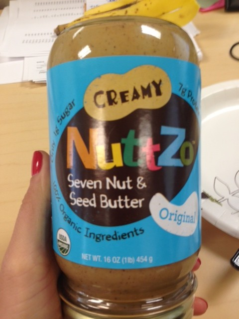 Nuttzo seed and nut butter