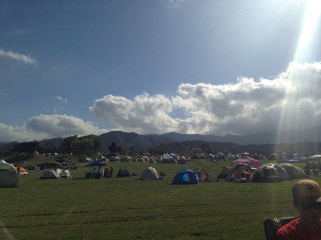 Ragnar Camp!