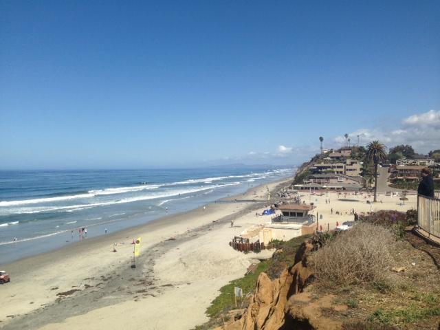 Post Run Beach Shot