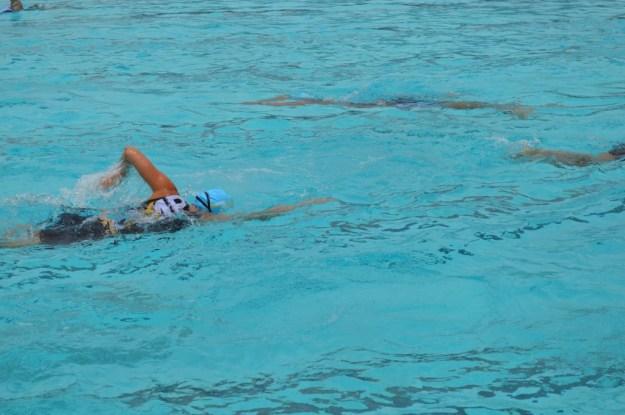Me Swimming! (a rare photo)
