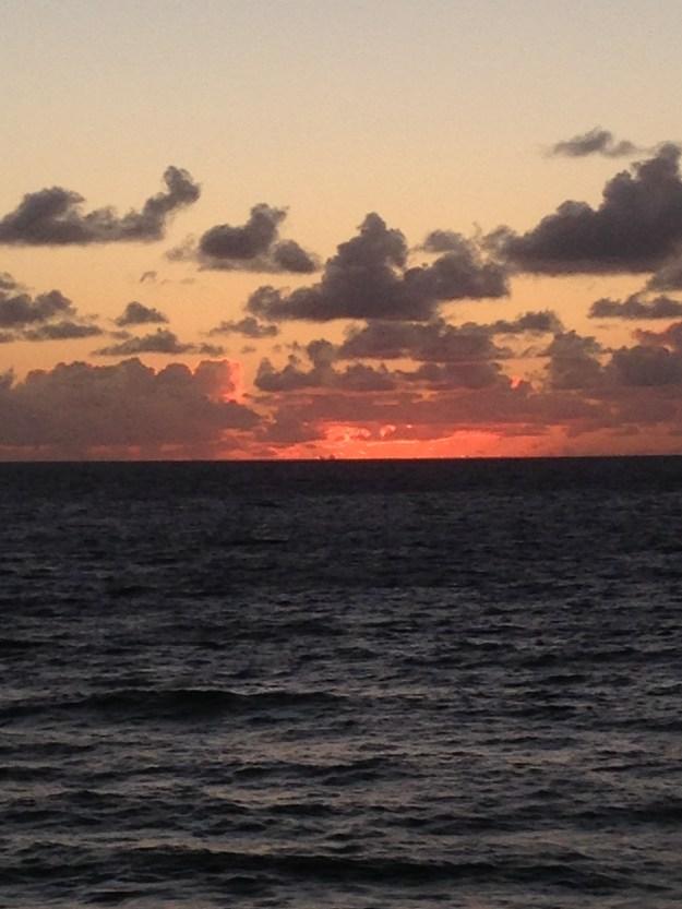 Great Sunset Saturday