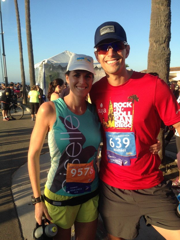 Surf City Half Marathon - 6 Weeks Pregnant