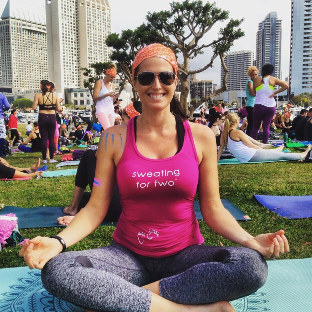 wanderlust san diego yoga during pregnancy