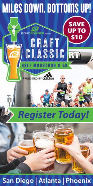 san diego half marathon craft classic july half marathon