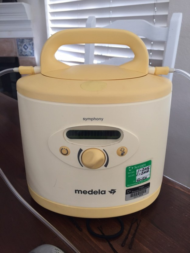 The Beastly Pump that is the Medela Symphony