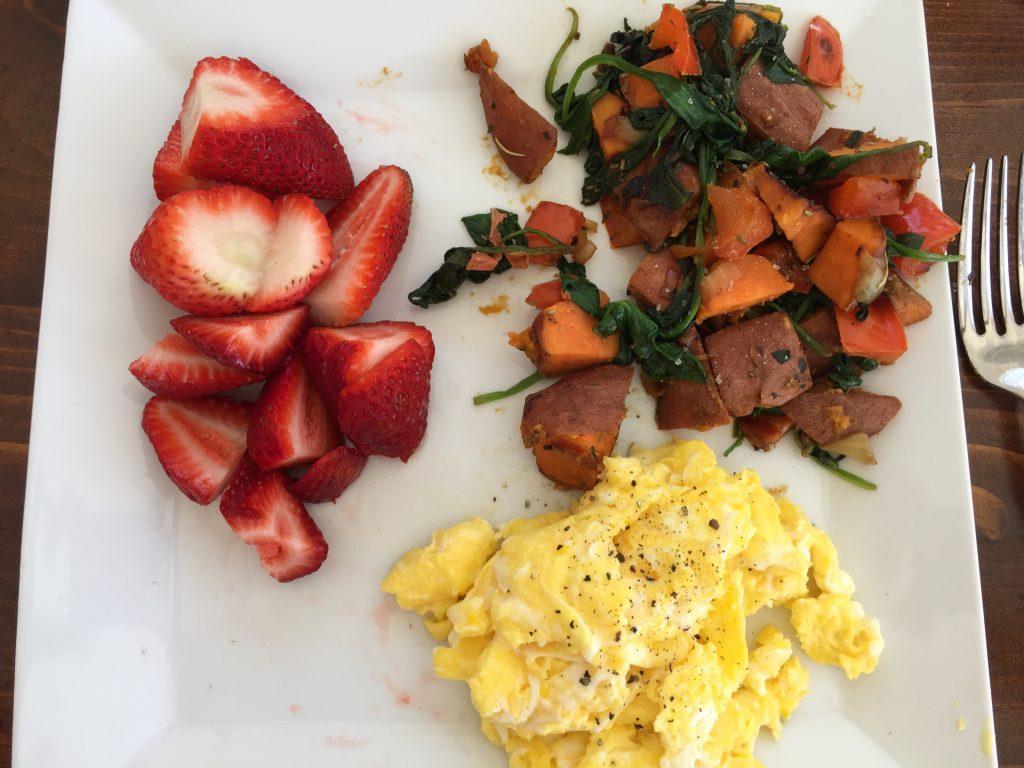 Fix approved breakfast!