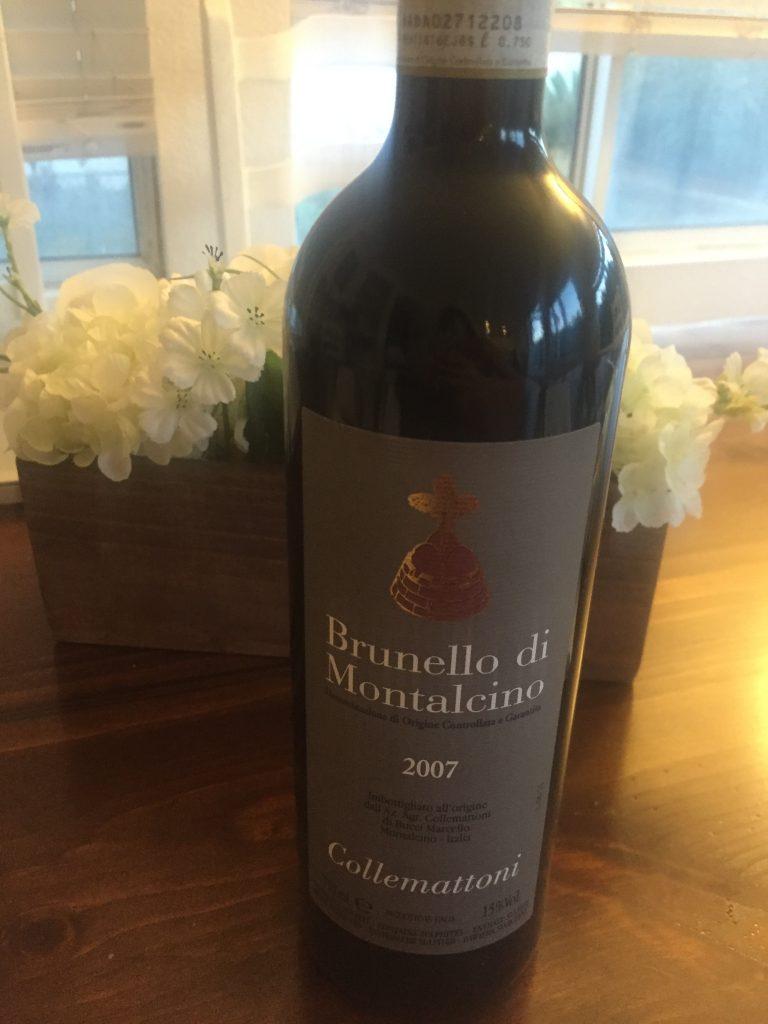 brunello wine