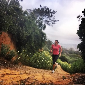 san diego trail running