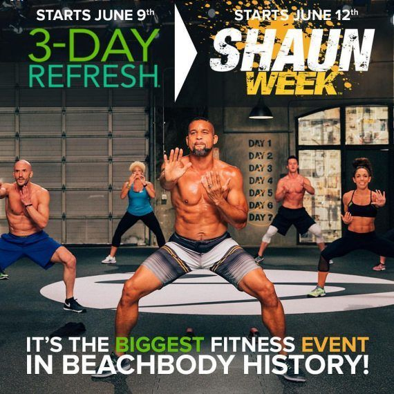shaun t week beachbody on demand