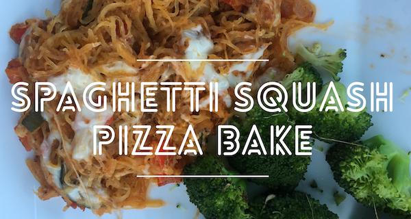 Tasty Tuesday – Spaghetti Squash Pizza Bake