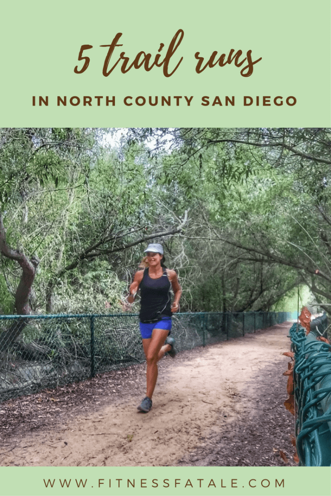 trail running north county san diego