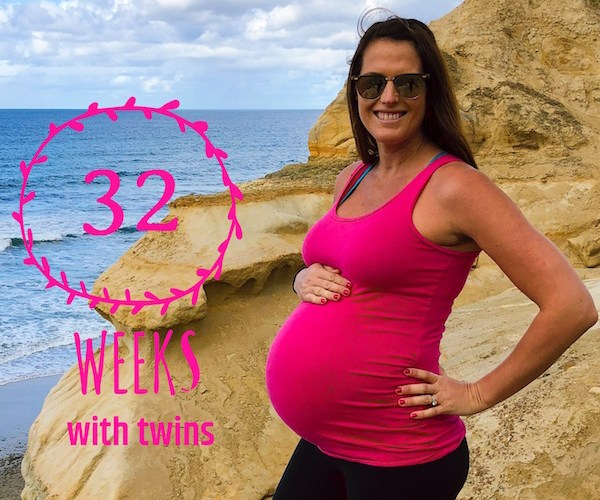 Twin Pregnancy Update – 32 Weeks Pregnant With Twins