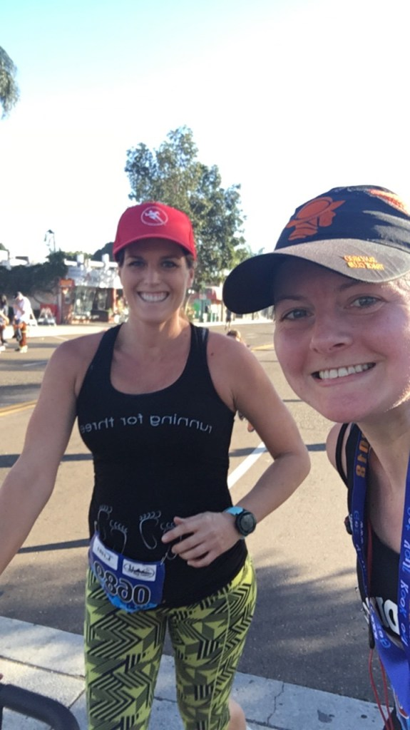 running a 5K while pregnant
