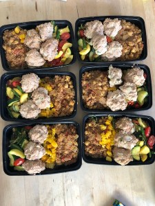 21 day fix healthy meal prep