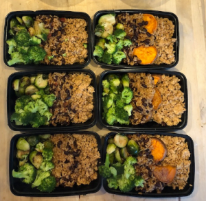 LIIFT4 meal prep