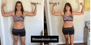 losing weight on liift4