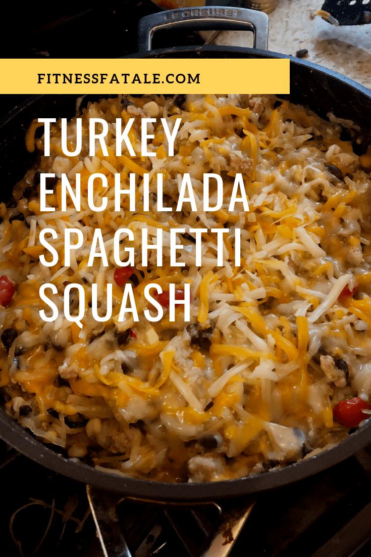 healthy spaghetti squash recipe