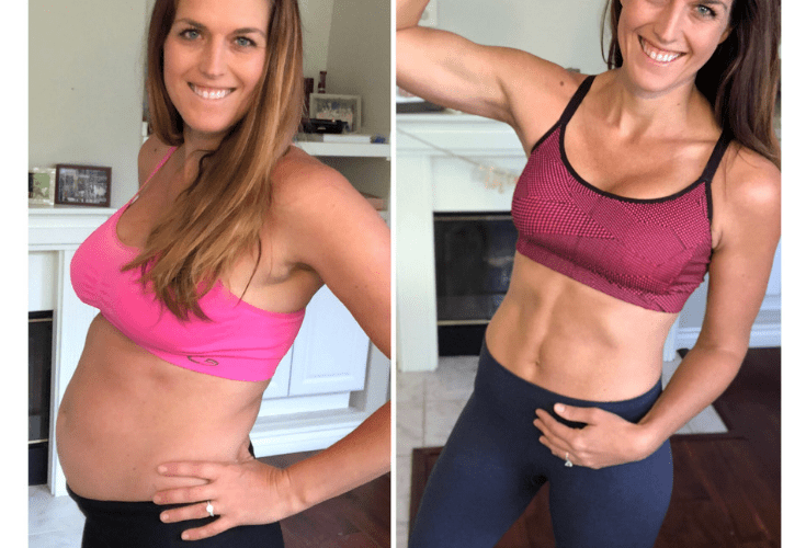 80 day obsession results phase 2 with running