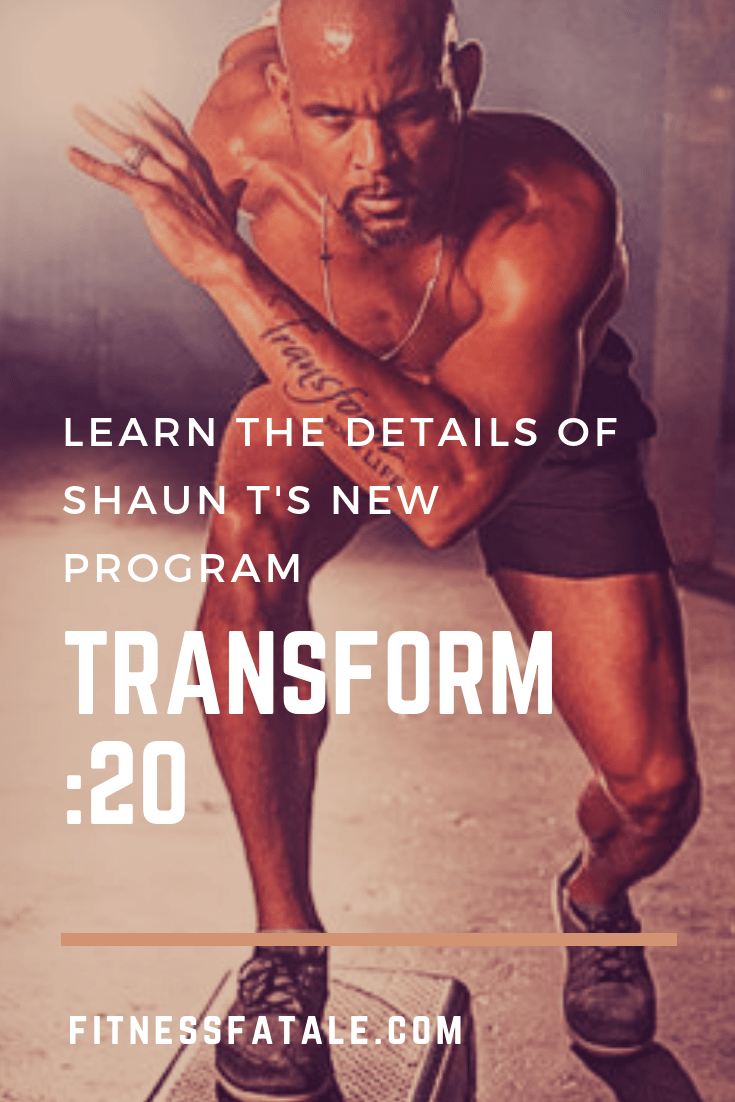 Transform 20 program detials
