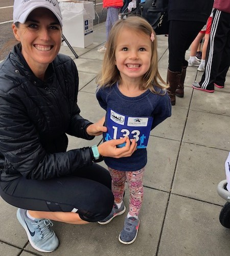 Running a Race With A Preschooler: 5 Tips For Success