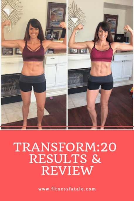 Transform:20 and running
