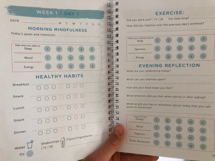 ultimate portion fix journal