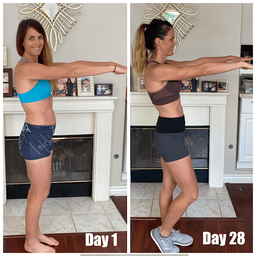 80 Day Obsession and 2B Mindset Results