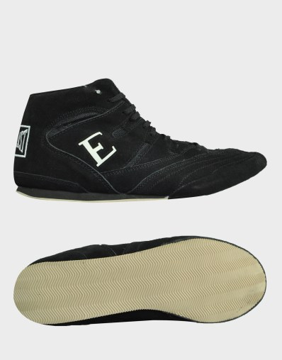 everlast suede boxing shoes