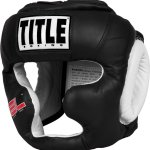 title gel headgear for boxing
