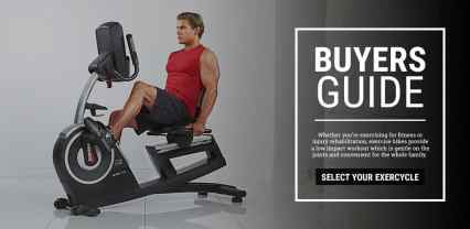 best exercise bike uk