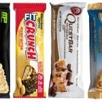 best tasting protein bars