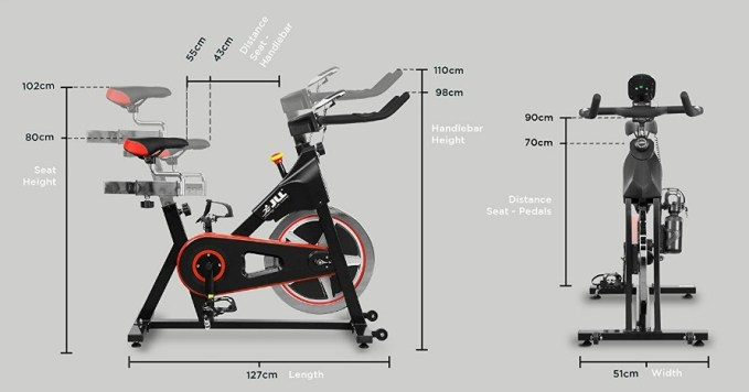 LL IC300 Indoor Cycling Exercise Bike Review