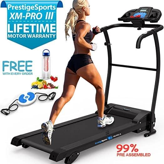 XM-PROIIITreadmill