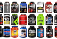 Best Whey Protein UK