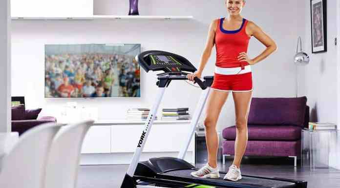York Active 120 Treadmill review