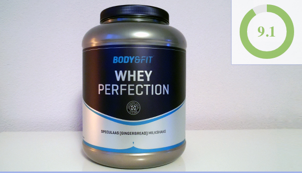 Whey Perfection Speculaas