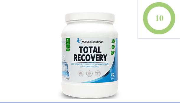 Total Recovery Review