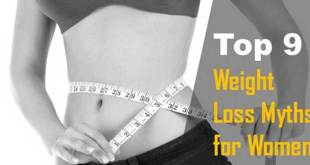 Weight Loss Myths for Women