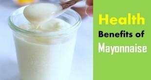 Benefits of Mayonnaise