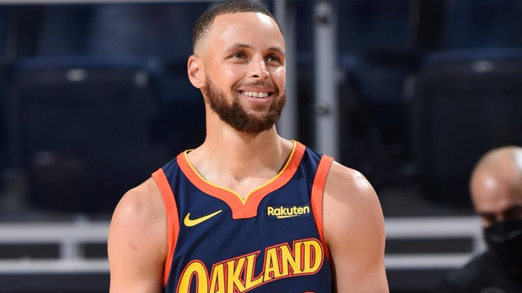 Stephen Curry biography
