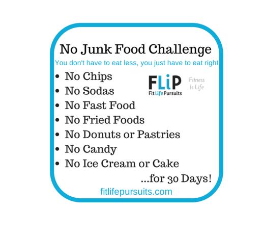 No_Junk_Food_Challenge
