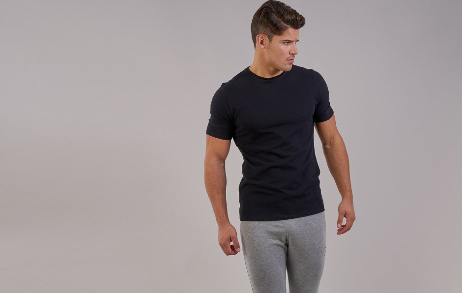 3f737437 Day 13 of 20 Days of Gifts: Gymshark Brushed Cotton T-Shirt ...