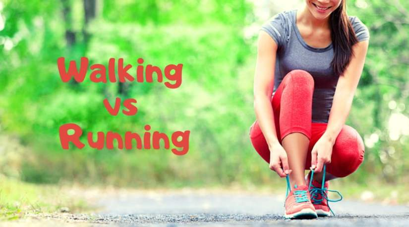 Walking vs. Running Which Is Better