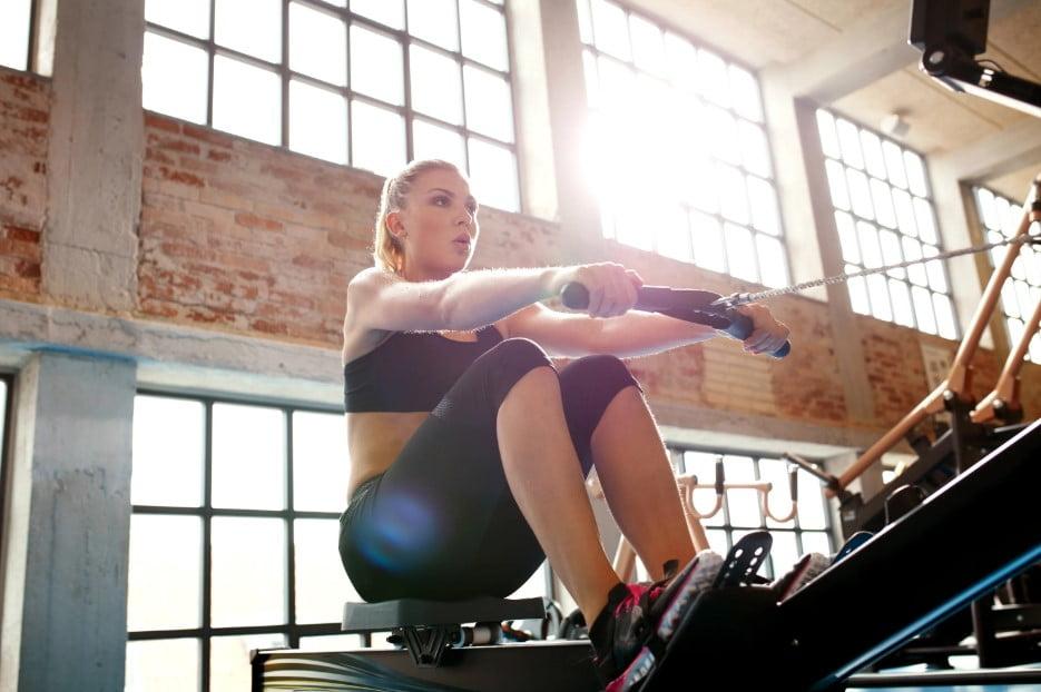 Gym Machines That Burn Fat
