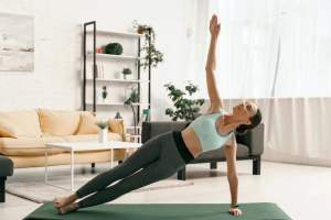 Yoga and Gym Routines