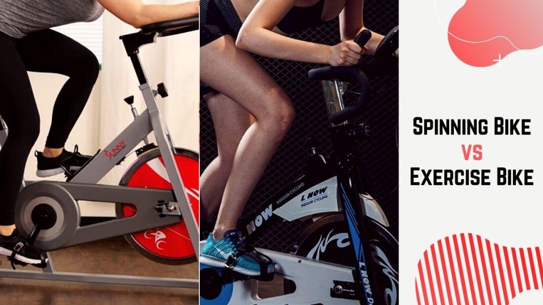 Spinning Bike VS. Exercise Bike
